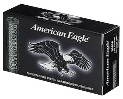45ACP AMERICAN EAGLE 230GR SUPPRESSOR