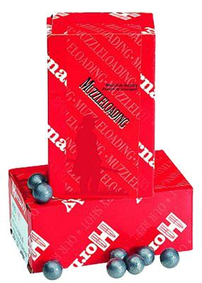 54CAL BLACK POWDER LEAD BALLS 228 GRAIN