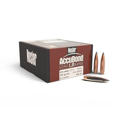 270 CAL ACCUBOND LONG RANGE 150 GRAIN