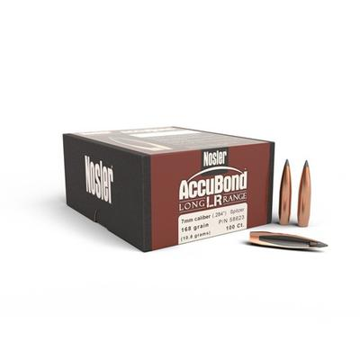 7MM ACCUBOND LONG RANGE 168 GRAIN