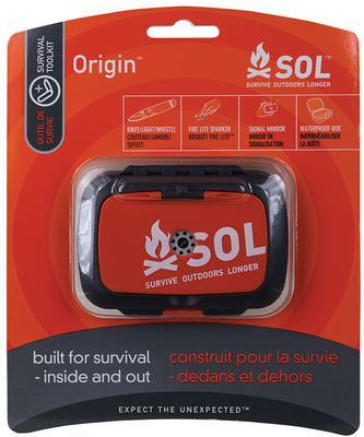 SOL ORIGINAL SURVIVAL KIT W/TOOL