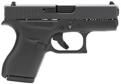 380 ACP MODEL 42  BLACK