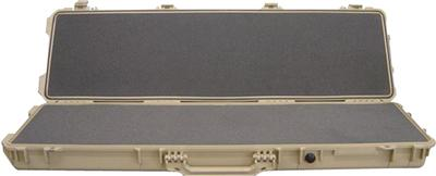 1750 PROTECTOR LONG CASE WITH WHEELS TAN 53`X17`X6`