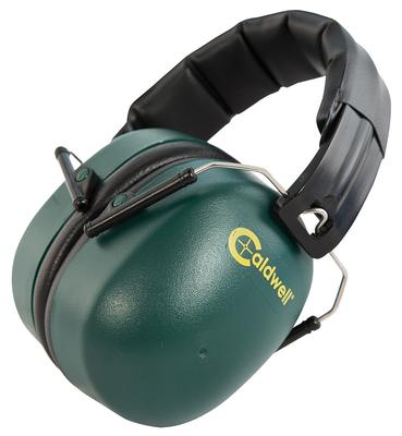 RANGE MUFFS NRR 33 GREEN OVER THE HEAD