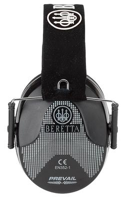 HEARING PROTECTION STANDARD EARMUFF 25 DB BLACK