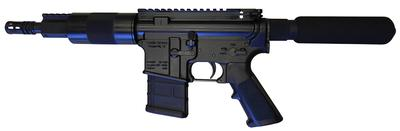5.56MM SE-SSP AR PISTOL 7.5` BBL BLACK