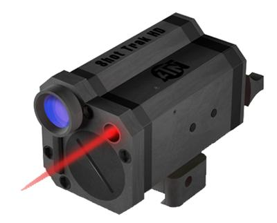 SHOT TRAK-X HD VIDEO CAMERA W/LASER