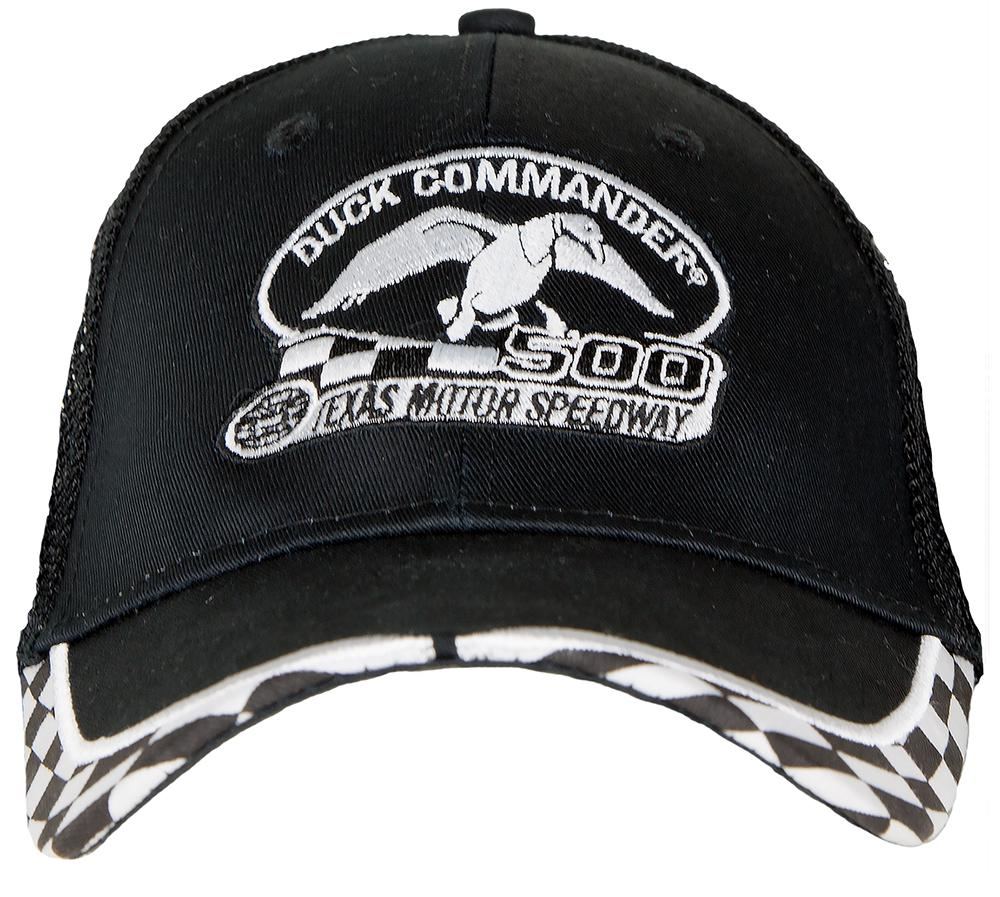 Duck Commander Logo Hat Black