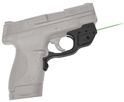 SW SHIELD 9/40 GRN LASERGUARD