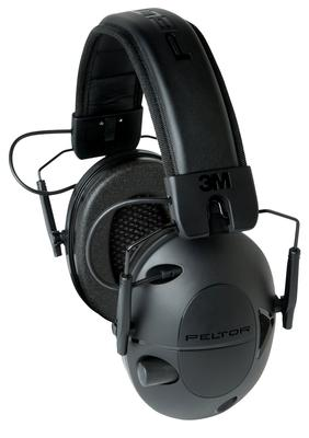 TACTICAL 100 ELECTRONIC EAR MUFFS