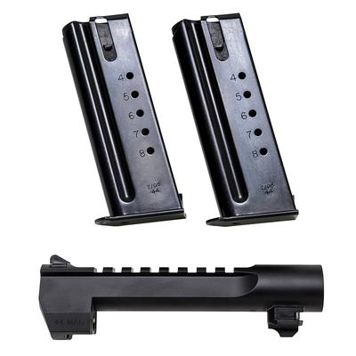 44MAG CONVERSION KIT 6IN BBL/2 MAGS