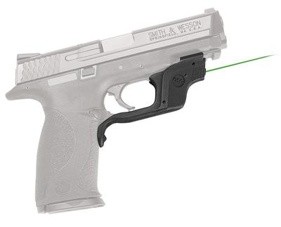 SW MP 9/40 LASERGUARD GREEN