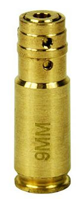 9MM LASER BORESIGHTER BRASS