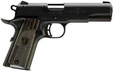 22LR 1911-22 COMPACT BLACK LABEL 3.5`