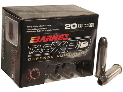 357MAG TAC-XPD 125 GRAIN DEFENSE