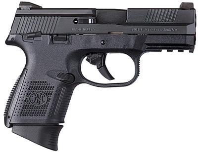 9MM FNS-9 COMPACT DA 3.6` BBL 17RND MAG