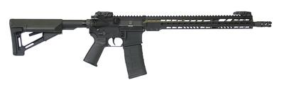 5.56MM M-15 TACTICAL RIFLE 16` BBL