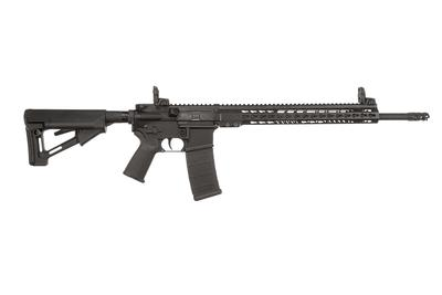 5.56MM M-15 TACTICAL RIFLE 18` BBL