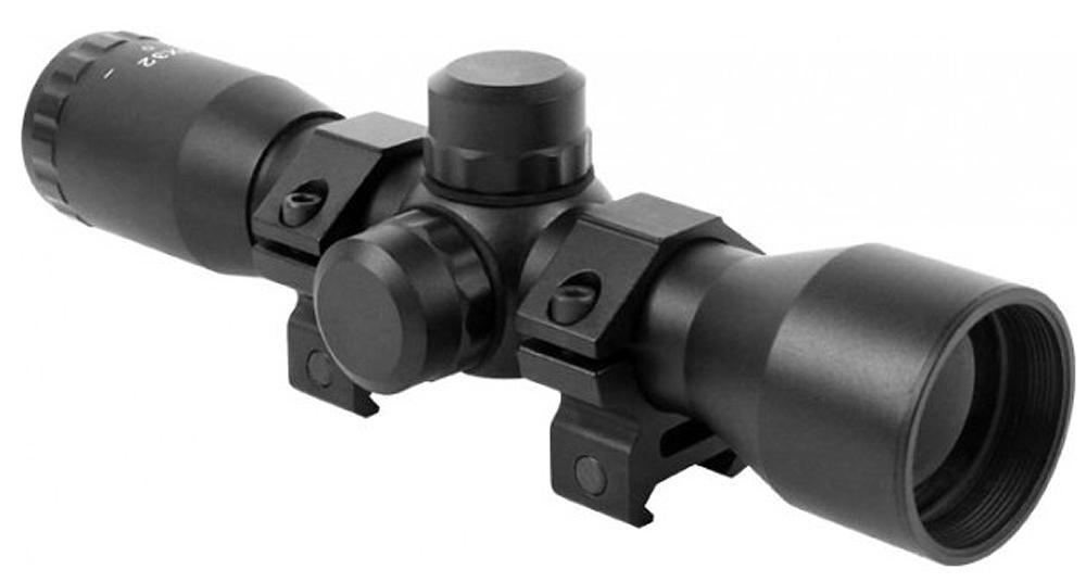 4x32 Tactical Compact Mil Dot