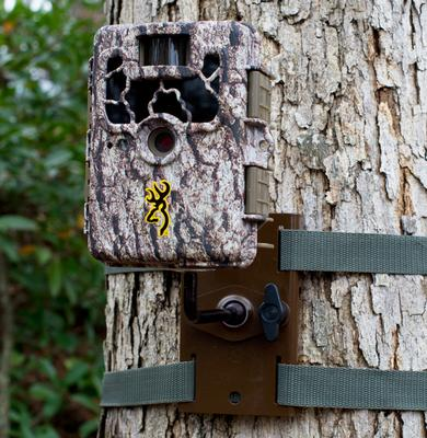 TM CAMERA TREE MOUNT BROWN