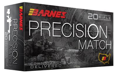 300WIN MAG PRECISION MATCH 220GR OTM