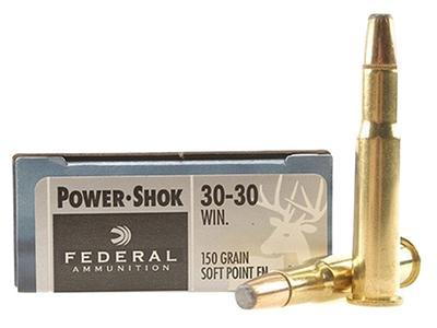 30-30 VITAL-SHOK 150GR TROPHY COPPER