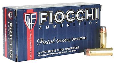 44MAG SHOOTING DYN. 240GR SJHP