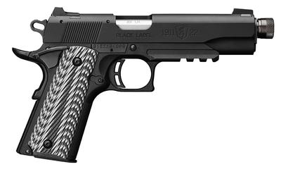 22LR 1911-22 BLACK LABEL SUPP. READY