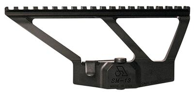 AK SCOPE MOUNT BLACK