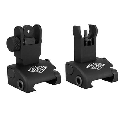 QUICK DEPLOY SIGHT SET HOODED