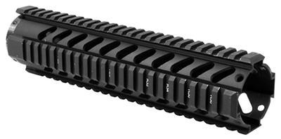 AR-15 FREE FLOAT 10` HADNGUARD BLACK