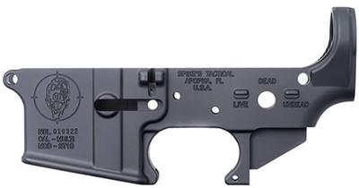 AR-15 LOWER REC STRIPPED ZOMBIE