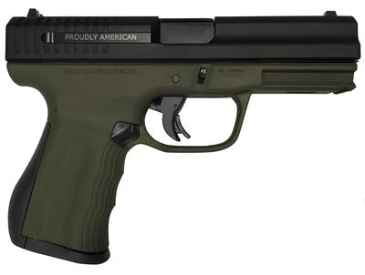 9MM G2 PC1 FAT 4` BBL 14RND OD GREEN