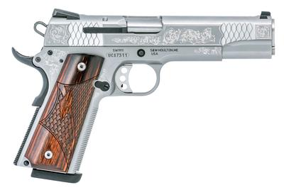 45ACP SW1911 MACHINE ENGRAVED