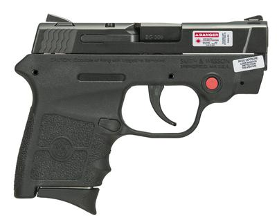380ACP BG380 W/CTC LASER NO SAFETY