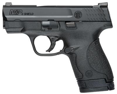9MM MP SHIELD NO SAFETY W/NIGHT SIGHTS