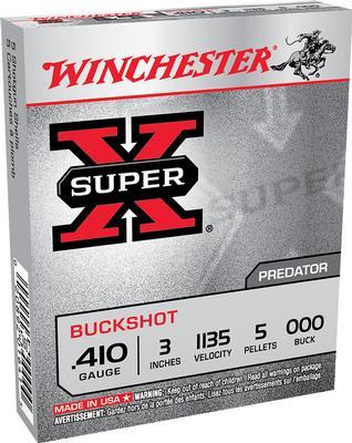410CAL SUPER-X 3 000 BUCK