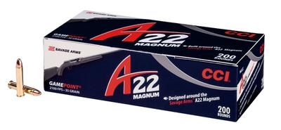 22MAG A22 MAGNUM 35GR GAME POINT