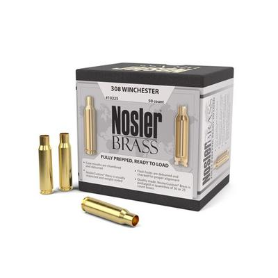 308 UNPRIMED BRASS