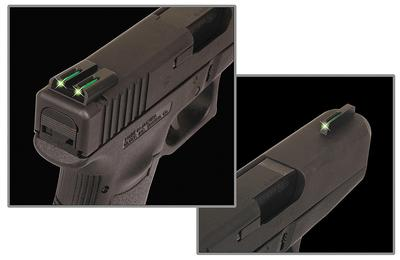 TFO TRITIUM FIBER OPTIC GLOCK 17/22