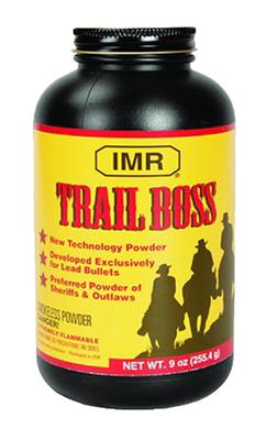 TRAILBOSS    POWDER  9OZ