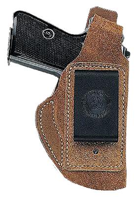 SW MP9/40C IWB HOLSTER RH NATURAL