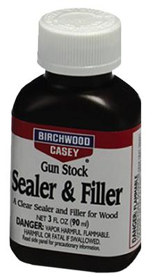 GUN STOCK SEALER AND FILLER