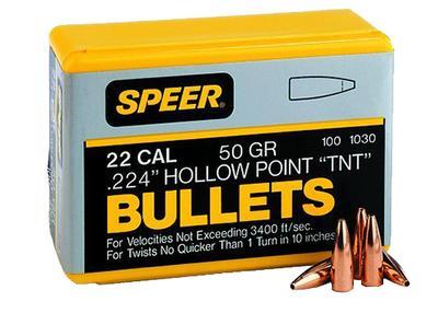 22CAL TNT 50 GRAIN HP