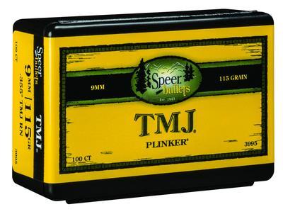 9MM TMJ 115 GRAIN RN