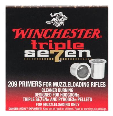 TRIPLE SEVEN 209 PRIMER