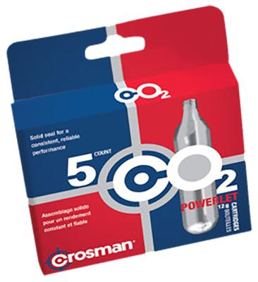 C02 CARTRIDGE 5 PACK