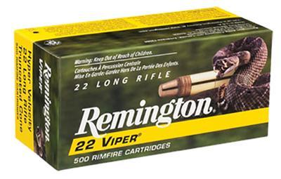 22LR VIPER 36GR TRUNCATED
