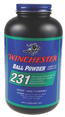 231 PISTOL POWDER 1LB