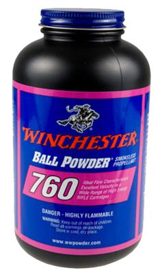 760 RIFLE POWDER 1LB